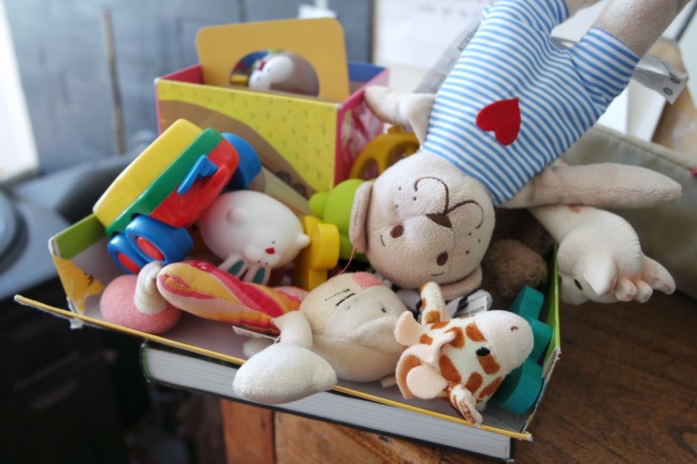 Messy Toys